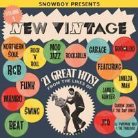 SNOWBOY Presents NEW VINTAGE Vol.1 - V/A Inc Imelda May JTQ (NEW & SEALED) CD