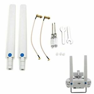 Signal Booster Enhanced Range Antenne für DJI Phantom 4 & 3 Inspire 1 Zubehör