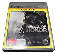 Medal Of Honor Sony PS3