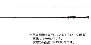 Shimano Soare TT S76UL-S Light game Spinning rod From Stylish anglers Japan
