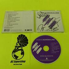 Audio Adrenaline kings queens - CD Compact Disc