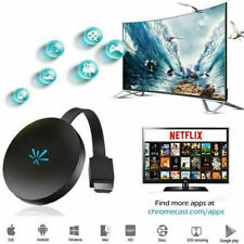 Für Google Chromecast G6 Digital HDMI 2,4G Media Streamer TV WiFi 1080P Miracast