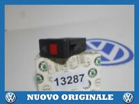 Switch Emergency 4 Indicators Emergency Switch Original Skoda Octavia 1997