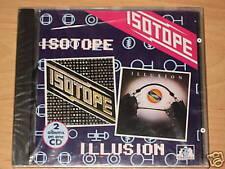 ISOTOPE/ISOTOPE+ILLUSION (SEECD 432) CD ALBUM  NEU