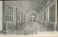 77 - CPA - Schloß Fontainebleau - Galerie Diana - die Bibliothek