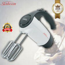 Electric 6-Speed Hand Held Portable Mixer Batter Dough Whisk Kitchen Appliance