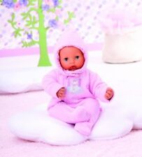 Zapf creation baby Annabell winter clothing  pink overall with hood 1 pc set