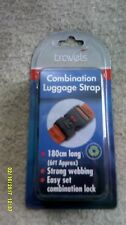 combination luggage strap 180cm long