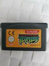 Teenage Mutant Ninja Turtles - Nintendo Game Boy Advance GBA -