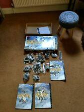 Lego Mindstorms 9754 Dark Side Developer Kit  NEW but Open Box - Sealed Packs