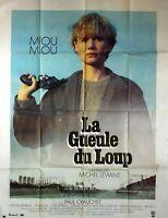 Plakat Kino La Kater Du Wolf Miou Anemone 120 X 160 CM