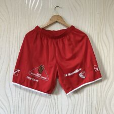 FC SION 2011 2012 AWAY FOOTBALL SOCCER SHORTS GIVOVA RED