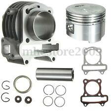 Cylinder Piston Rings Gasket For GY6 50cc to 80cc Scooter Moped 139QMA 139QMB