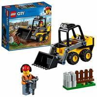 LEGO 60219 City Great Vehicles Construction Loader Truck Kids Building Toy Set