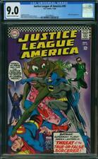 Justice League of America #49 CGC 9.0 -- 1966 -- Batman. Felix Faust #2013595013