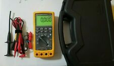 USED FLUKE 789 PROCESS METER  W/ LEADS + MORE! 239625 - 239630