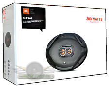 "JBL GX963 GX Series 6x9"" 3-Way Coaxial Car Audio Speakers 6""x9"" New Car Speakers"