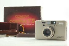 【Almost MINT in Box】 Contax T3 70 Years Limited Edition Camera From Japan #783