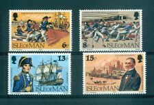 VOILIERS - VESSELS ISLE OF MAN 1979 Cpt John Quillian