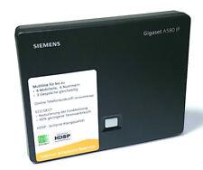 Siemens Gigaset A580 IP STAZIONE BASE SIP BASE a58h NUOVO
