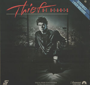 Thief Of Hearts Special Home Version Movie (Laserdisc 1984) NM- Disc