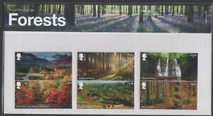 2019  Forests Presentation Pack 574 - Ref:5597