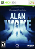 Alan Wake - Xbox 360 Game Disc Only 82e