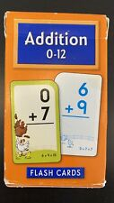 School Zone (Flash Cards) 0-12 (ages 6-up)