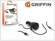 Griffin iTrip Aux Auto Pilot 2.4A Lightning Car Charger w/ Audio Control
