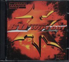 ATARI TEENAGE RIOT - 60 Second Wipeout - CD Album + Bonus CD *2 CDs*