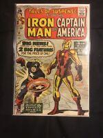 Tales of Suspense #59 (Nov 1964, Marvel) First Jarvis, Key, Low Grade