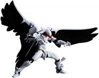 USED Revoltech No.026 Evangelion EVA-05 Mass Production Model w/Wing Kaiyodo