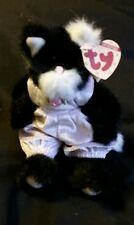TY Attic Treasures Collection Purrcy the Cat Stuffed Animal