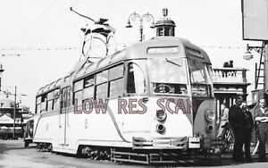 Blackpool Tram -  Photograph (B1874)