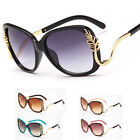 Womens Ladies Designer UV400 Fashion Aviator Sunglasses Outdoor Glasses Eyewear