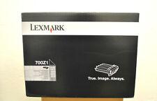 Tambour Imagerie Noir Lexmark 700Z1 70C0Z10 Black Imaging Drum Kit CS310 CS410