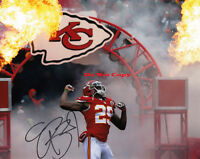 "Eric Berry ""Kansas City Chiefs"" 8x10 autographed photo RP"