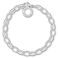 Thomas Sabo Charm-Armband groß, 0,6cm dick, 20cm lang, X0032-001-12