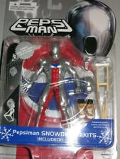 Pepsiman SNOWBOARDING KITS (Red) FIGURE 1998 NEW PEPSI MAN Bandai Japan
