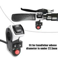 Horn 3in1 Modes Warning Rear Front Electric Bicycle Signal Light Tail Turn Bike