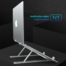Portable Laptop Stand Holder Ergonomic Tray Holder Mount Adjustable Aluminum