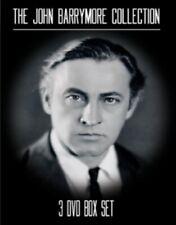 Neu John Barrymore - Die Beloved Rogue / Dr Jekyll Und Mr Hyde / Svengali DVD