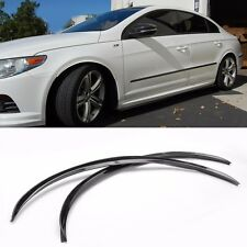 """29""""  Pair Diffuser Wide Body Fender Flares For Ford Wheel Wall Panel Bumper"""