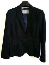 Zara Business Patternless Blazer Coats & Jackets for Women