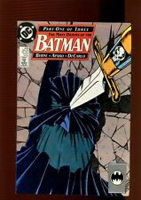BATMAN 433(9.2)(NM-)SILENT ISSUE-JOHN BYRNE-DC(b025)