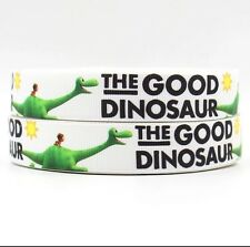 "Sale! 3 Yards 7/8"" Disney The Good Dinosaur Grosgrain Ribbon Scrapbooking Lisa"