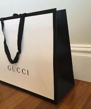 ^Authentic GUCCI 48cm paper shopping bag ~ FASHION BLOGGER