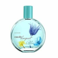 Avon Eau de Bouquet Bleu Perfume EDT Floral Citrus Summer Fragrance 50ml