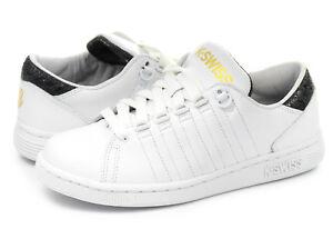 K-Swiss Sneaker LOZAN III Neu Gr:38 Reptil Glam 95294-197M white stargazer