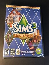 Sims 3 [ Monte Vista ] (PC / DVD-ROM) NEW